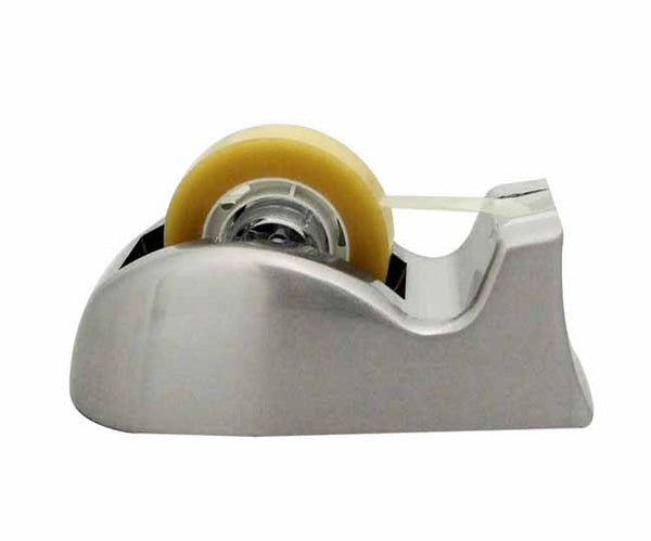 Nickel satin tape dispenser