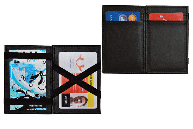 Black 'magic' business and credit card holder, Business Card Holder - Presence
