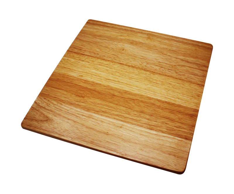 Solid wood square pizza board