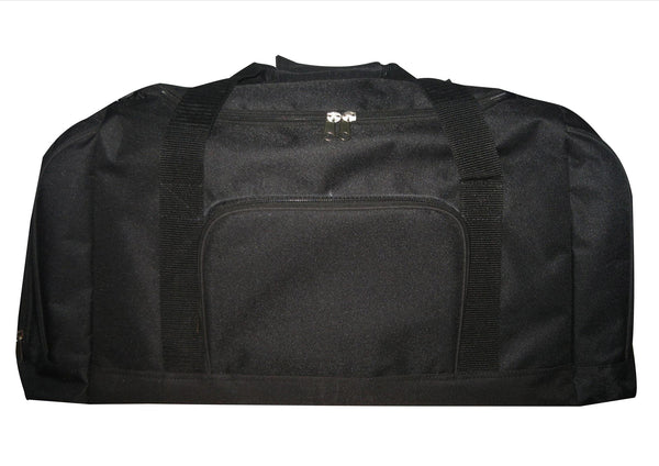 Black 22' sports bag, Bags- Shopping - Presence