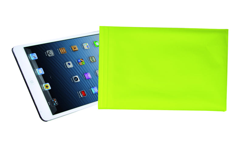 Green 10inch iPad/tablet pouch