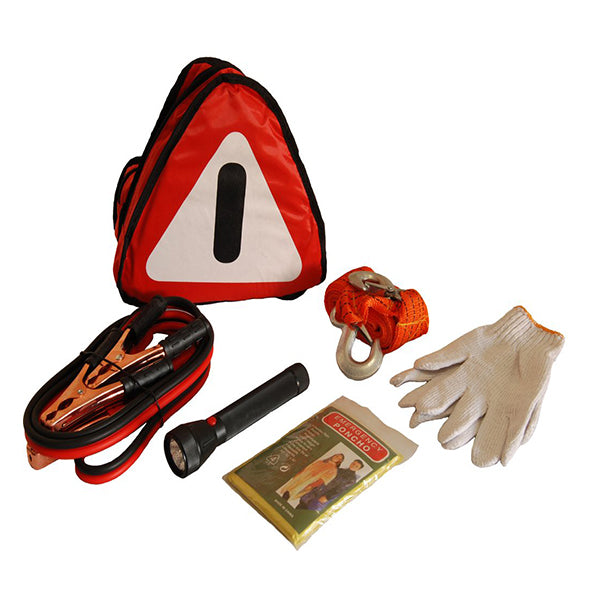 7pc emergency car kit