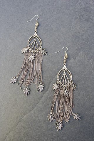 Royal Highness Chandelier Earrings