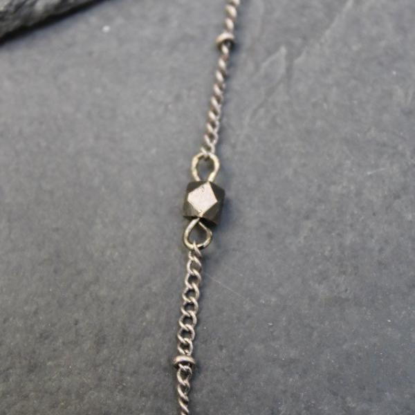 Smoke To Ashes Lariat (Gunmetal) - Blunted Objects