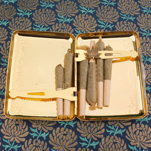 Lit AF Embellished Joint Case - Blunted Objects