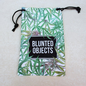 Blunted Objects Signature Logo Pouch - Blunted Objects