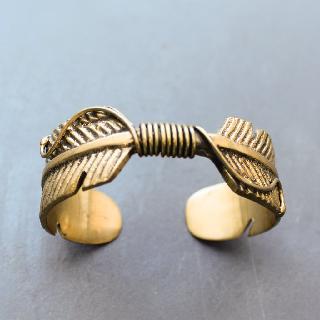 Fly High Feather Cuff - Blunted Objects