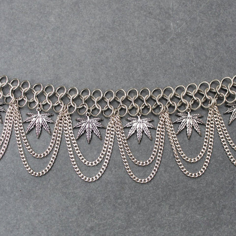 Ice Queen Dynasty Collar Necklace