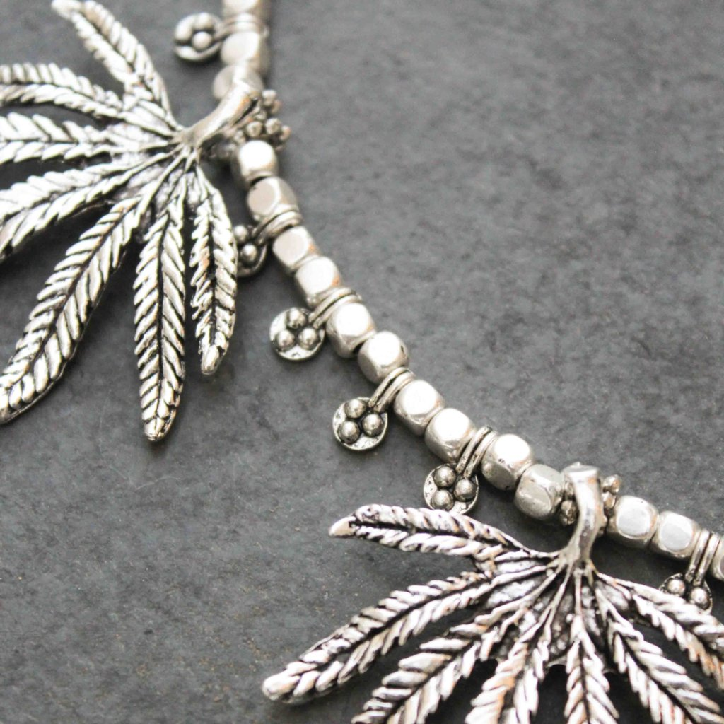 Queen Frost Statement Necklace - Blunted Objects