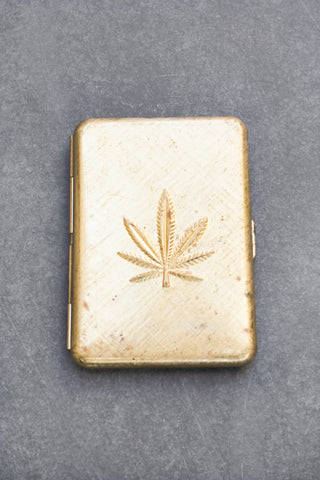 Kush Royalty Gold Joint Case