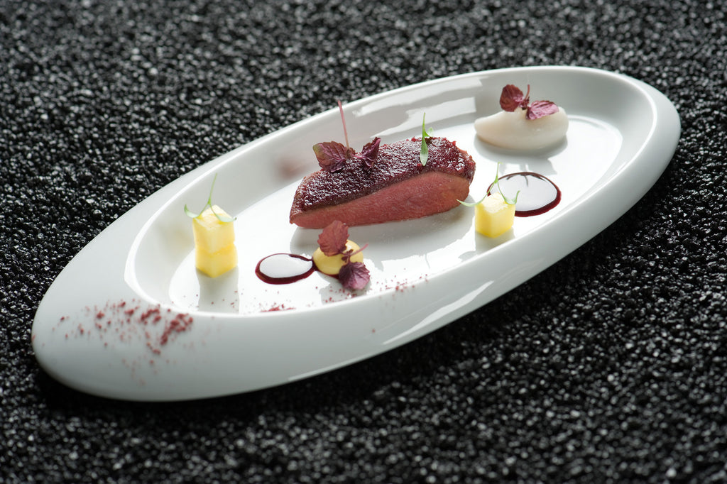 Local Michelin Chef Showcase: Alma by Juan Amador- Manju