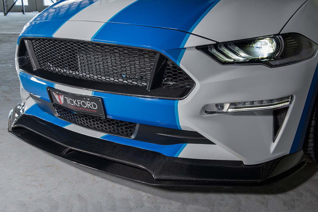Tickford Launches TSV-535R Mustang