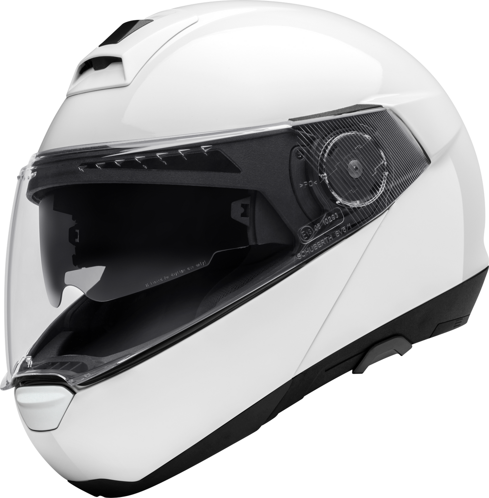 Schuberth C4 Basic Matt Black & Glossy White