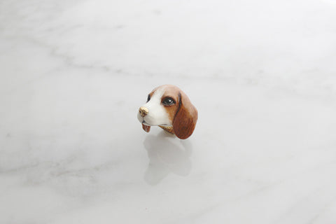 Kanom Beagle Ring goodafternine