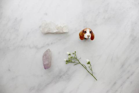 Kanom Beagle Ring-2  goodafternine