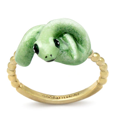 Snake Ring | CHINESE ZODIAC