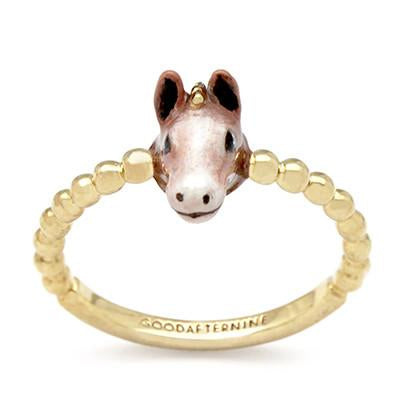 Horse Ring | CHINESE ZODIAC