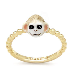Monkey Ring | CHINESE ZODIAC
