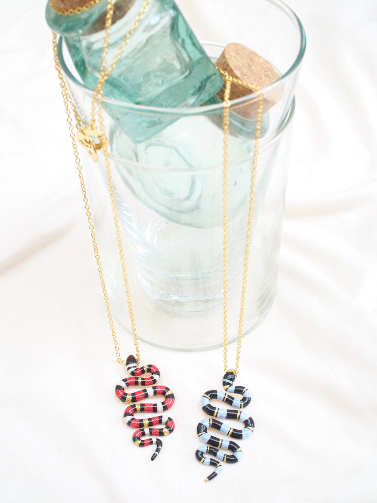 Milk Snake Necklace | Ocean Instruments