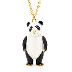 Pete Panda Necklace || SHAGGY SQUAD