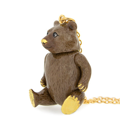 Tony Grizzly Bear Necklace || SHAGGY SQUAD