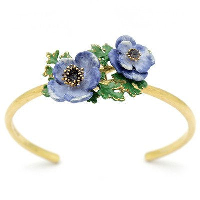 Anemone Bangle Violet | BLOOM