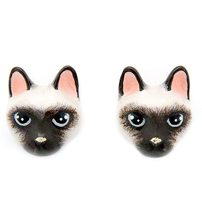Dalah Cat Earrings | CATS