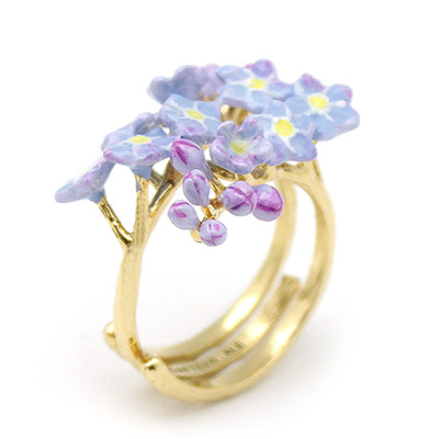 Forgetmenot Ring | BLOOM
