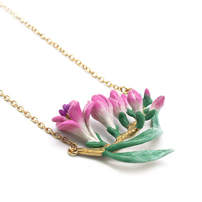 Freesia Necklace | BLOOM