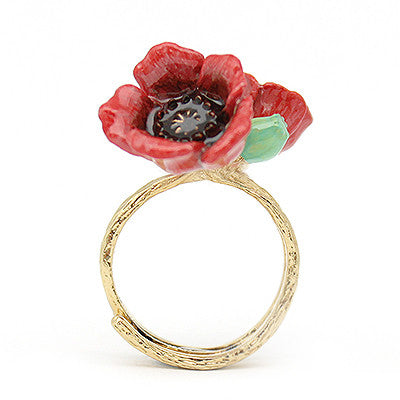 Poppy Ring | BLOOM