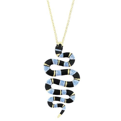 Sea Snake Necklace | Ocean Instruments