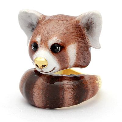 Raph Red Panda Ring || SHAGGY SQUAD