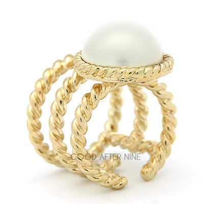 Binding Sun Ring | ROPE