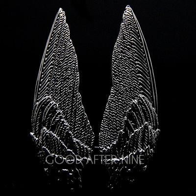 Demon Wings Ring Black | ANGELS & DEMONS