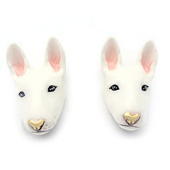 Bubu Bullterrier Earrings  | DOGS