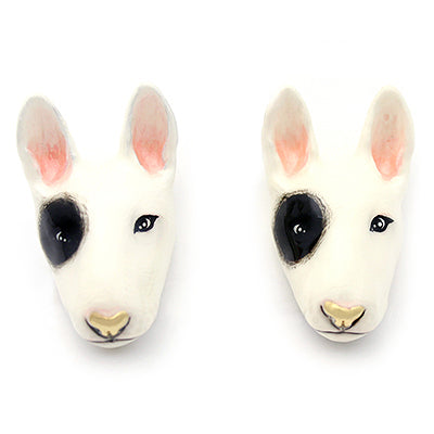 Bob Bullterrier Earrings | DOGS