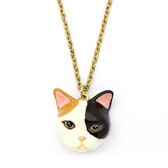 Calico Cat Necklace | CATS