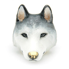 Rain Husky Ring | DOGS