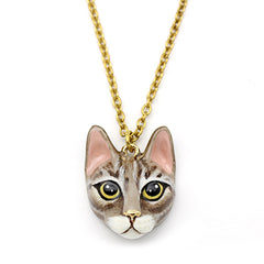 Mok Cat Necklace | CATS