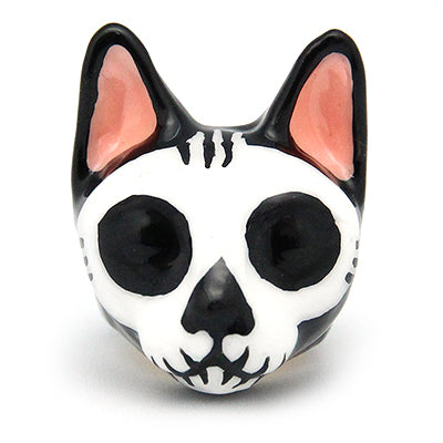 Mori Skull Cat Ring | CATS