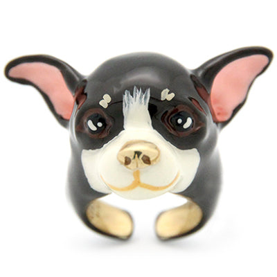 Choco Chihuahua Ring | DOGS