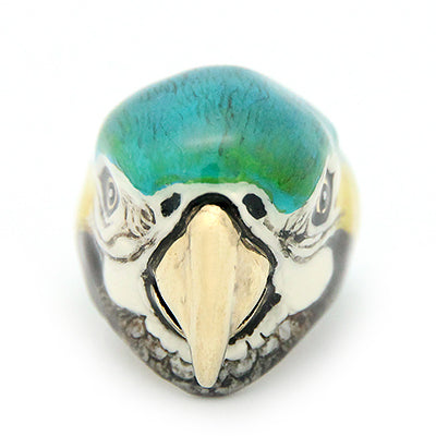 Arara Macaw Ring | SKY DANCER