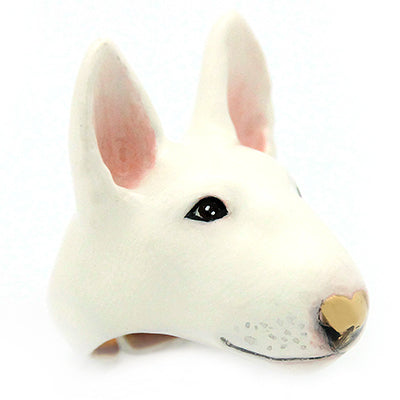 Bubu Bullterrier Ring // Dog | DOGS