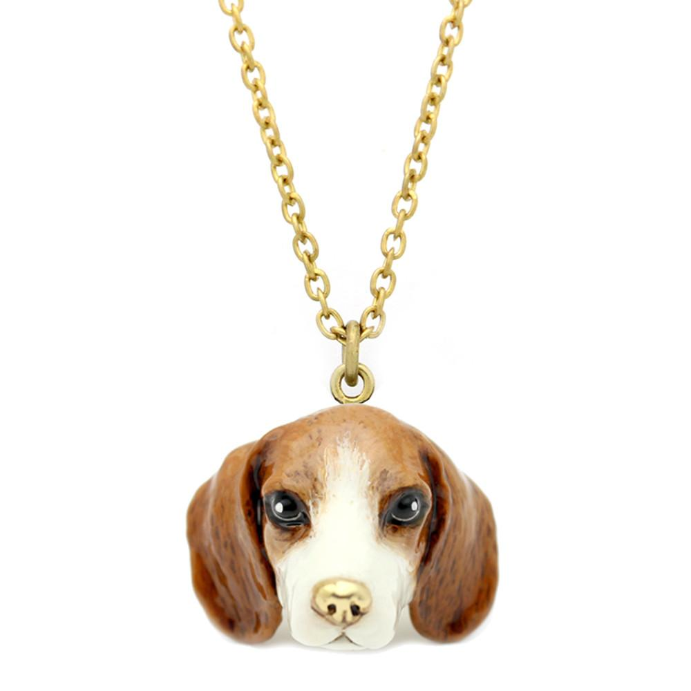Kanom Beagle Necklace | DOGS