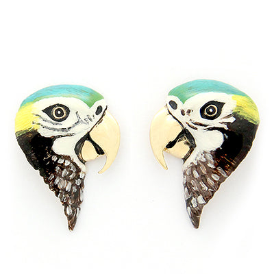 Arara Macaw Earrings | SKY DANCER
