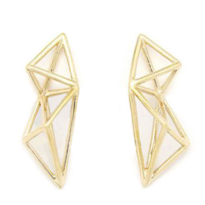 Poly Struc Earrings | POLY STRUC
