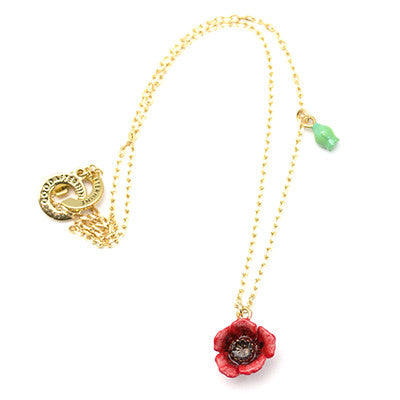 Poppy Necklace | BLOOM