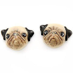 Pug Earrings | DOGS