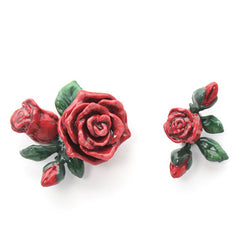 Rose Earrings | BLOOM