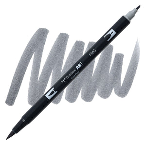 Tombow Dual Brush Cool Grey N65